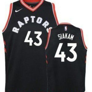 Youth Toronto Raptors Pascal Siakam Jersey Black